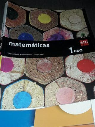 Libro Matematicas 1eso Huerta Salama