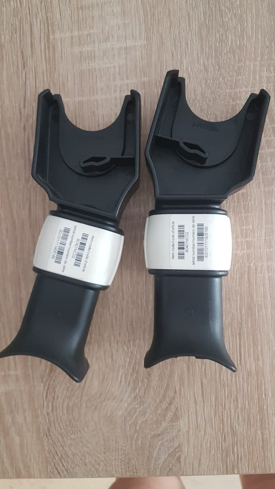 adaptadores maxicosi para bugaboo