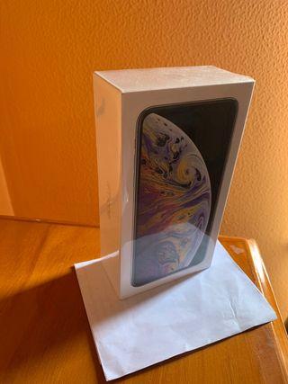 iphone xs max 256 GB nuevo blanco
