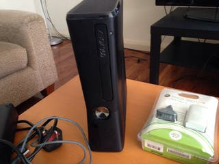 Xbox 360 S, PS3 Slim, PSP, games bundle for sale