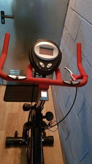 Bicicleta de Spinning ENEBE EUROPA