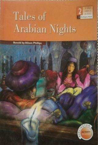 Tales if Arabia Nights