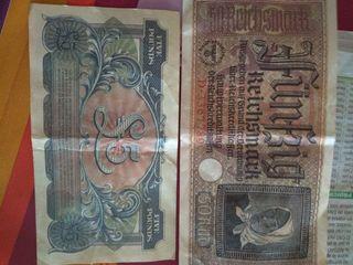 billetes de 1940