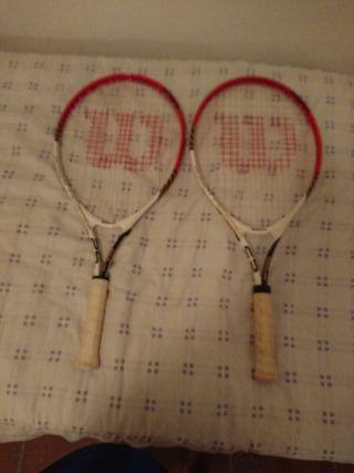 Raquetas de tenis Wilson Roger Federer
