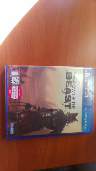Shadow of Beast PS4 Nuevo Limitado