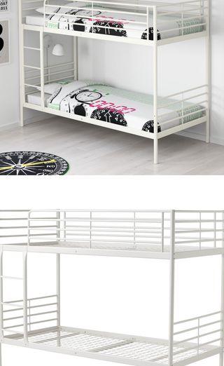 Literas de IKEA modelo SVÄRTA