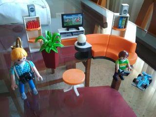 Playmobil salón casa