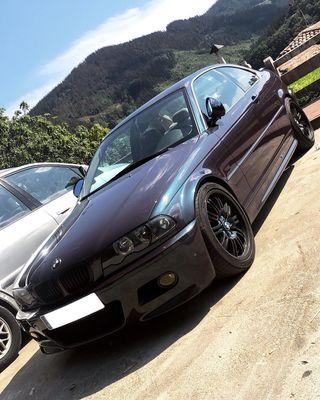 BMW e46 edición individual