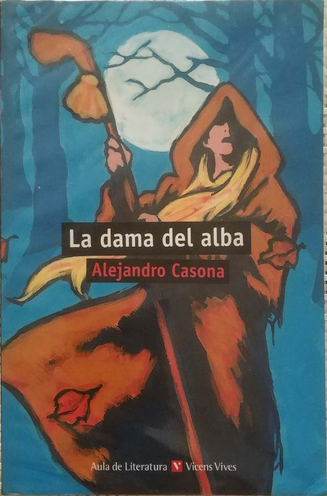 la dama del alba de Alejandro Casona