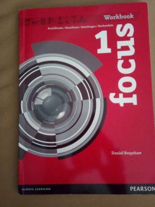 Workbook de inglés. 1° de bachiller.