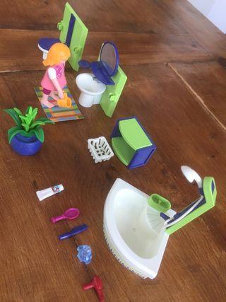 Playmobil cuarto de baño Set baño