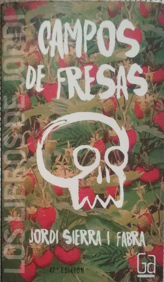 Campos de fresas de Jordi Sierra