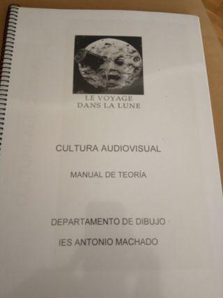 Cultura Audiovisual. Manual de teoría