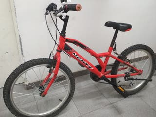 Bicicleta Monty rueda 20 pulgadas