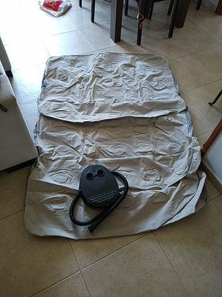 Colchón hinchable 140cm