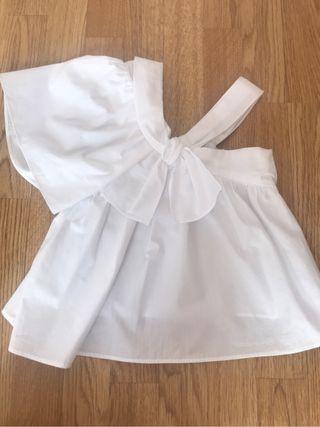 Camisa Zara verano Nueva !! T8
