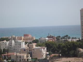 Alquiler vacacional playa San Juan de Alicante.