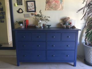 Cómoda IKEA Hemnes Azul