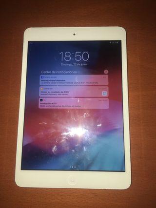 Apple iPad Mini 2 pantalla Retina IOS 12-defectos-
