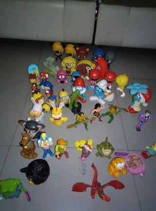 muñecos burguer