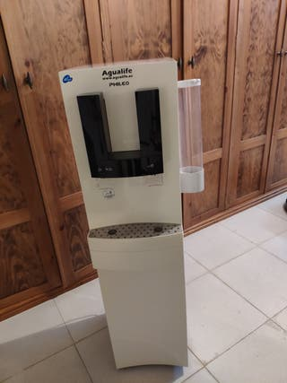 Máquina de agua