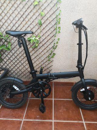 Bicicleta electrica Plegable Oops