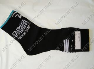 Calcetines ciclismo o running Omega Quick -stepp