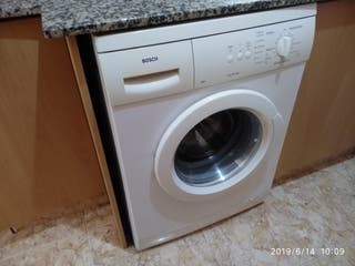 Lavadora Bosch