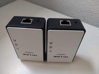 PLC TP-LINK AV200 Mini Powerline Adaptors