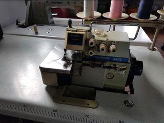 Remalladora 5 hilos / máquina de coser industrial