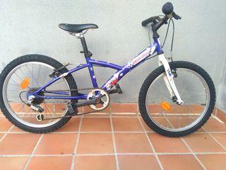 bicicleta decathlon para niños