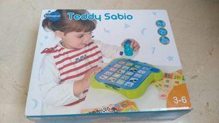 Juego infantil TEDDY SABIO