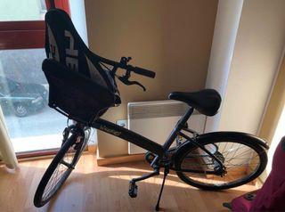 Bici cambio de marchas automático