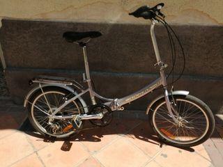 bicicleta plegable boomerang