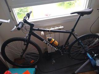 bicicleta y rodillo tacx, también por separado