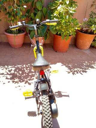 """Bicicleta Jr 16"""""""