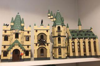 Hogwarts lego 4842