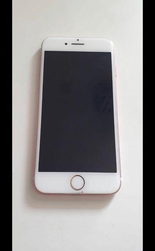 Iphone 7 rosa (64GB)