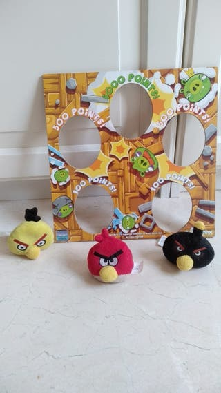 Juego Angry-Birds