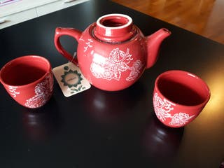 Juego de té nuevo
