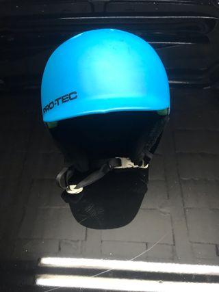 Casco esquí PROTEC (PROTEC Ski helmet)