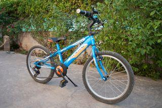 """Bicicleta niño 20"""" pulgadas"""