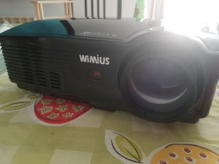 proyector wimius led proyector t4