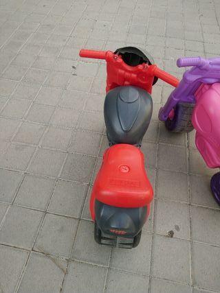 motos de plástico para niño y niña