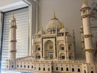 Taj Mahal Lego 10256