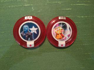 Power disc especiales Disney Infinity