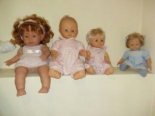 Muñecas solidarias