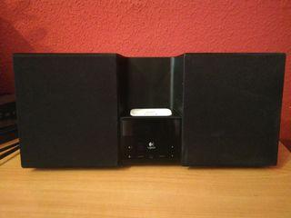 Logitech AudioStation (iPod y iPhone1-4)
