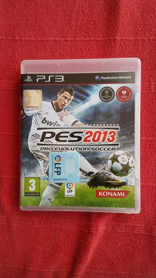 Pro Evolution Soccer 2013 Playstation 3