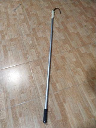 GANCHO PESCA medida 1,68 m. de largo